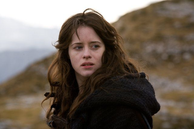 Claire Foy - possible Charlotte. The actress is a bit older than the character, but looks much younger than she is, so it works, I think. #wipcharacters
