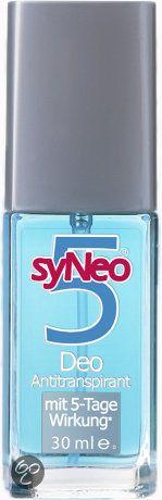 Syneo 5 Anti-Transpirant - 30 ml - Deodorant