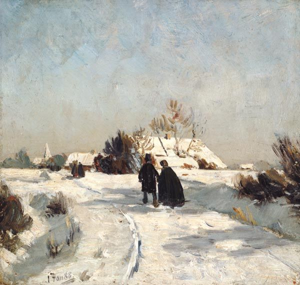 Otto Modersohn-Neujahrstag