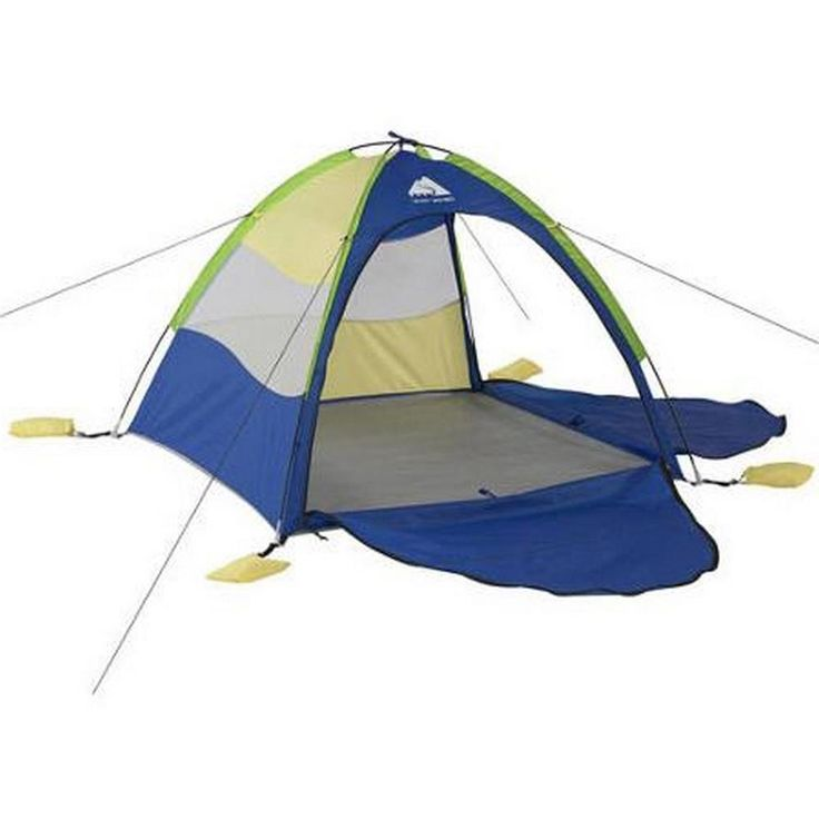 4x4 Infant Sun Shelter Toddler Camping Tent Kids Small Tent Movable Sun Shade #OzarkTrail
