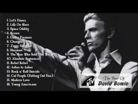 The Best Of David Bowie - David Bowie's Greatest Hits - YouTube