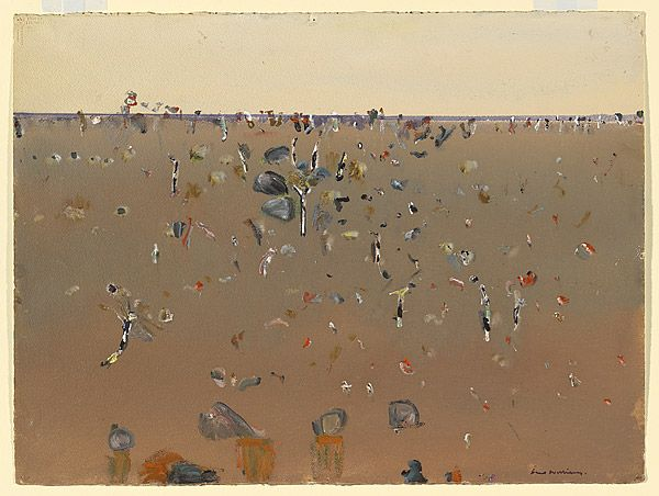 Fred WILLIAMS, not titled [landscape from Mount Oberon]