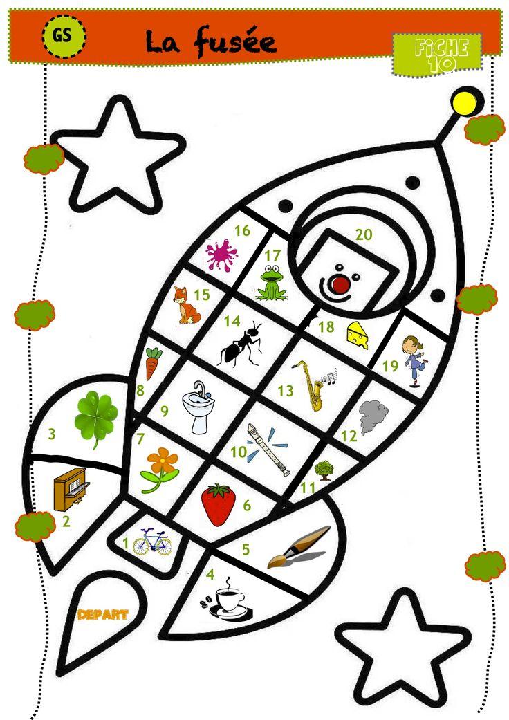 La fus e la classe de luccia activit s logo - Coloriage magique sur les sons ...