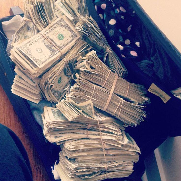 That life | MONEY/gold BRUH | Pinterest | Money, My money and Dollar money