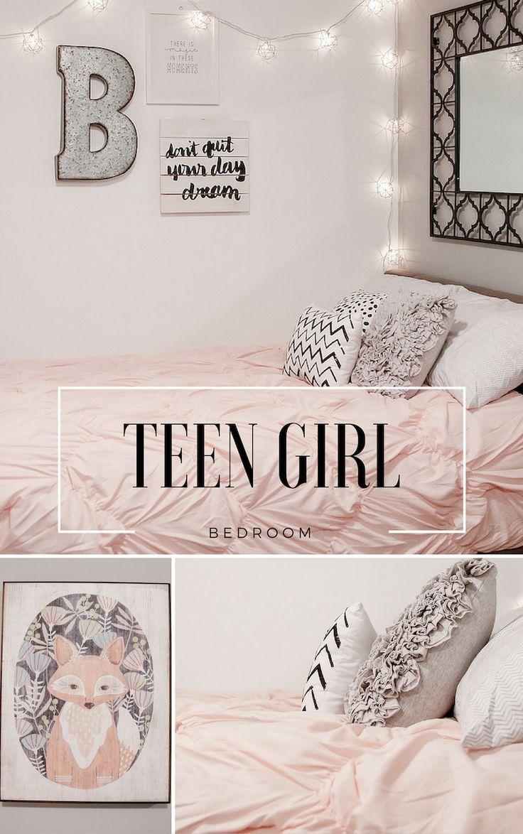 1000+ ideas about Girl Bedroom Designs on Pinterest | Teen Girl ...