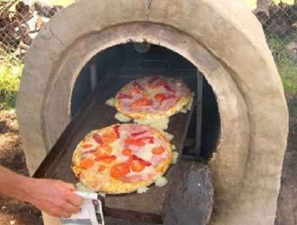 12 best images about horno chileno on pinterest ovens - Construir horno lena ...