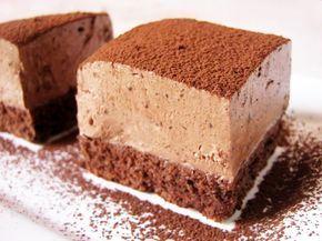 Ízek és élmények: Csokoládés trüffelkocka