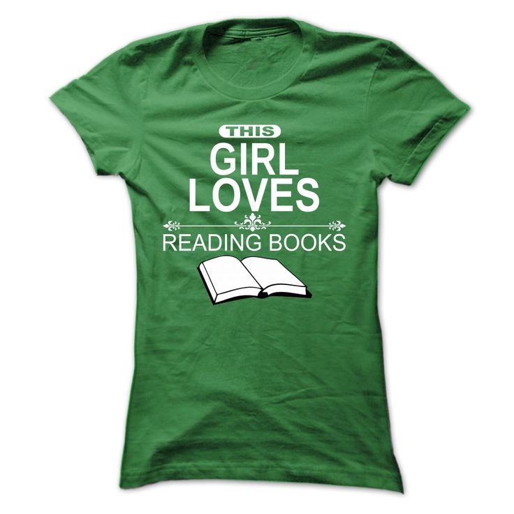 This Girl Loves Book T Shirt, Hoodie, Sweatshirt