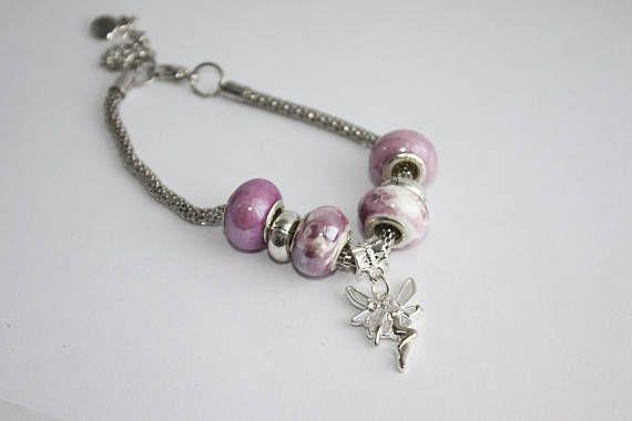 Fairy Charm Bracelet - Three C Jewelry