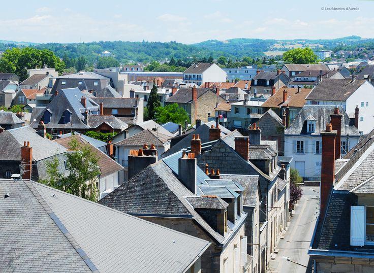 Brive-la-Gaillarde ~ Corrèze ~ Limousin ~ France