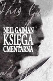 Księga cmentarna-Gaiman Neil - TA okładka