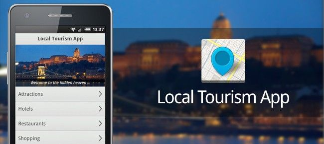 Local Tourism App is an #application #template under #Android platform that you can use to create app that showing #tourism information in your local area such as #attractions #mobileapps #sourcecode #component