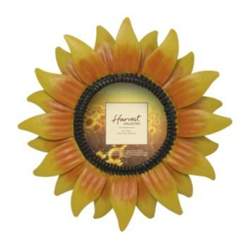 Sonoma Life Style Metal Sunflower 4 X 4 Frame On Sale For 8 99 Flying Squirrels