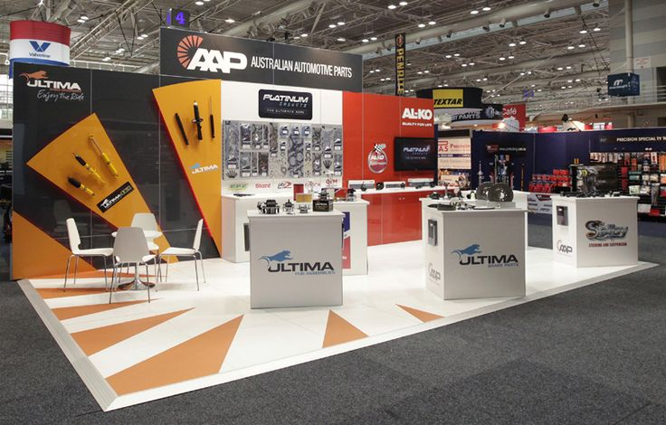 AAP @ AAAE AAP were keen to make a big impact at the Australian Automotive Aftermarket Expo.  Based on their logo a stand identity has been developed that appeals dynamically to their target audience whilst allowing their brands and product offering to shine to its viewers.