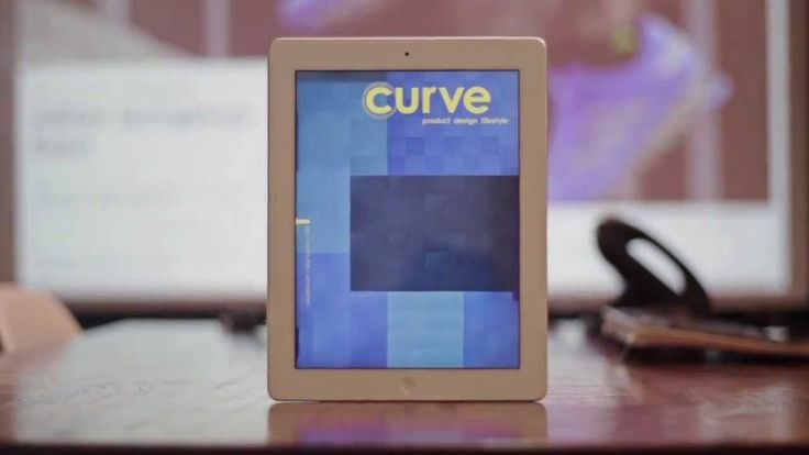 Curve is a quarterly interactive iPad app, perfect for anyone with a passion for design and new product ideas.  Curve delivers exclusive editorial about new product design, creative product ideas and the latest design strategies behind world-leading products. Subscriptions include access to the Curve editorial archive.