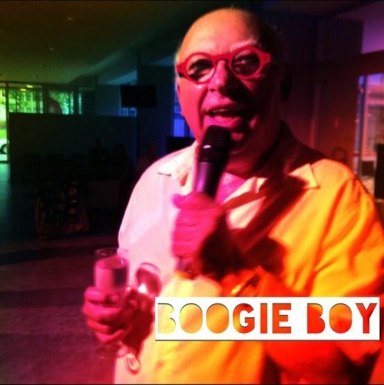 Antwerpen: Boogie Boy (Wilrijk, Districtshuis)
