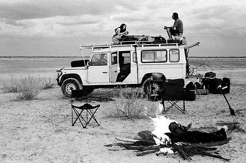 Land Rover Defender 110 Botswana, 2012