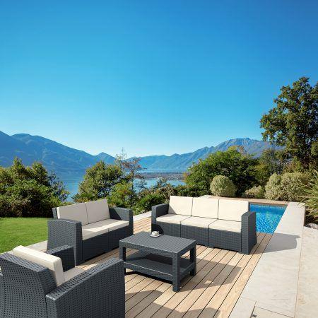 Monaco Lounge Set 2