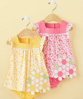 Clothing and items every baby girl should have!