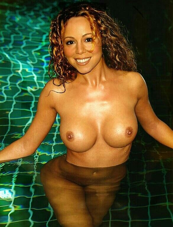 Mariah carey babe nude video #9