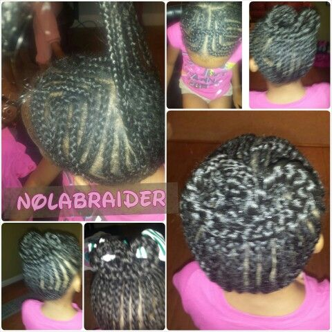 Crochet Braids New Orleans : Back 2 school, Schools and Style on Pinterest