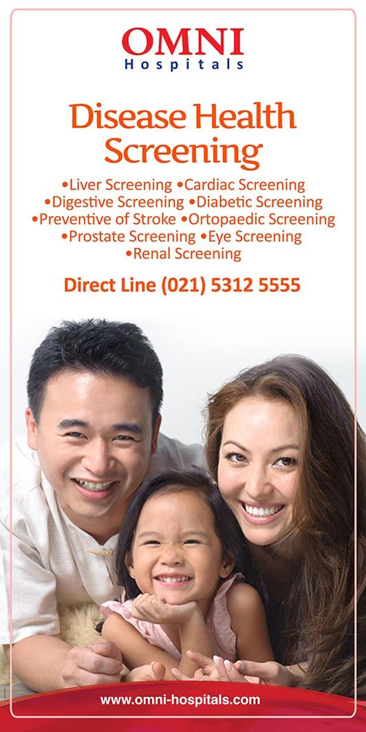 Disease Health @Omni hospitals Alam Sutera