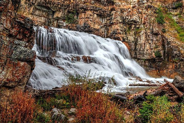 Dynamic Granite Creek Falls by: Michael Morse