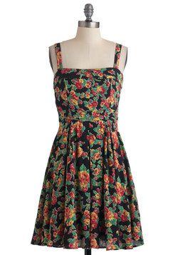 Punk Show Princess Dress, #ModCloth