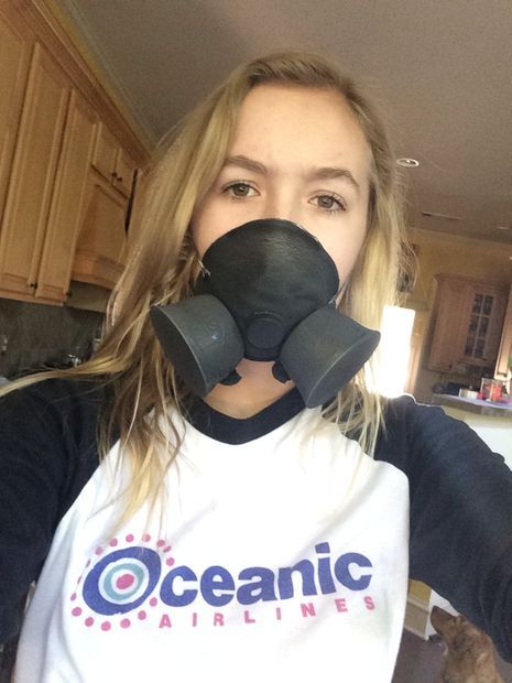 Picture of Easy Gas Mask