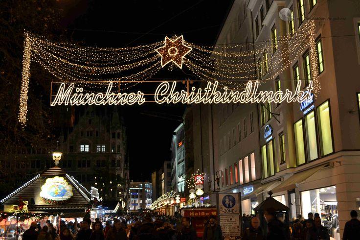 Mercado de Natal de Munique: Marienplatz e Englischer Garten