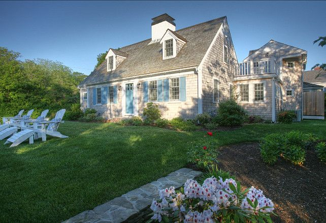 curb appeal cape cod shingled cottage curb appeal pinterest