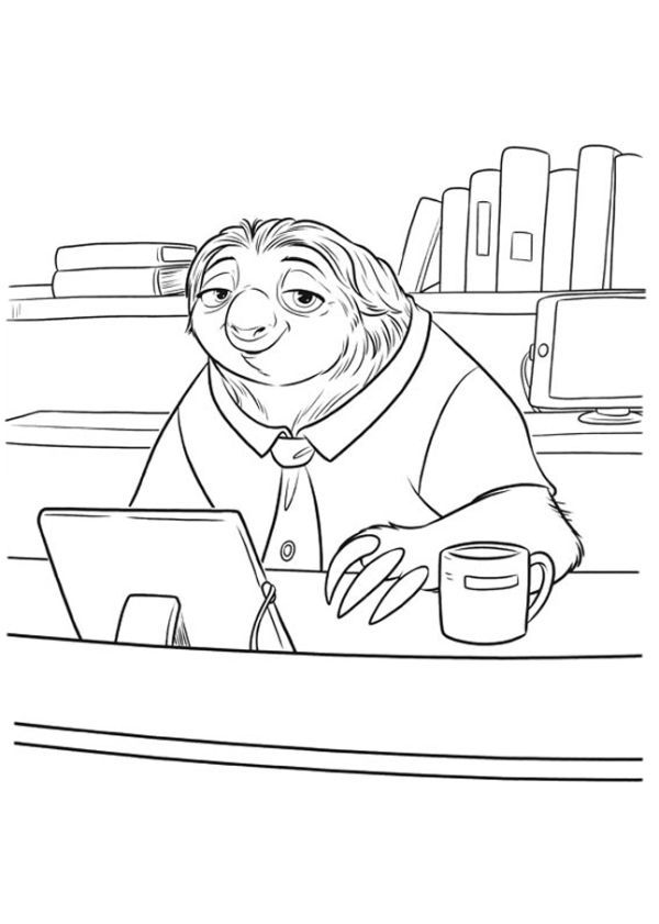 Disney Zootopia Coloring Pages Printable Free Coloring Sheets Zootopia Coloring Pages Disney Coloring Pages Coloring Pages For Kids