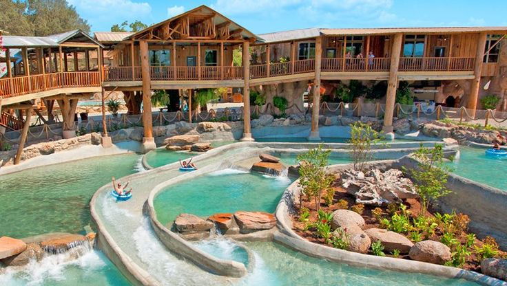 Treehaus Luxury Suites | The Resort at Schlitterbahn New Braunfels