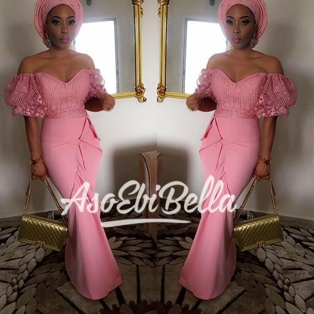 BellaNaija Weddings presents #AsoEbiBella – Vol. 177 – The Latest Aso Ebi Styles