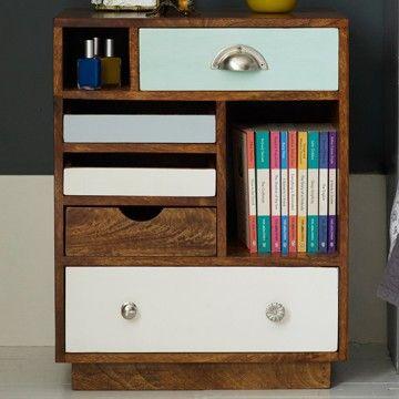 Percy bedside cabinet, Oliver Bonas
