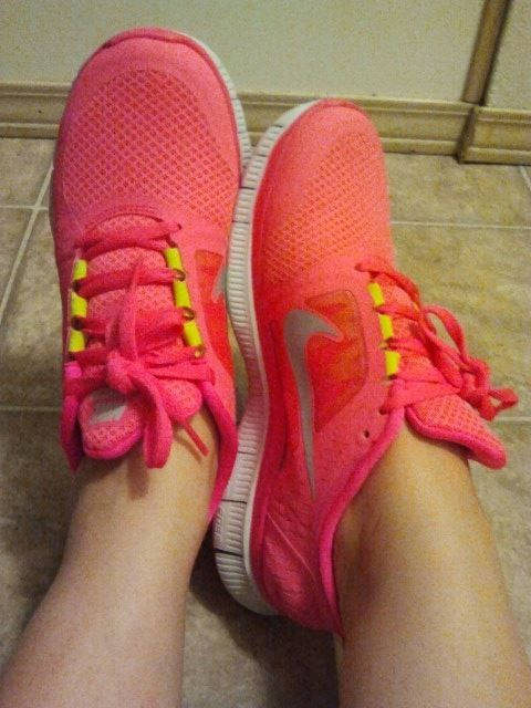 I need a good running shoe and I have an intense desire for a pair of ·  Pink Nike ...
