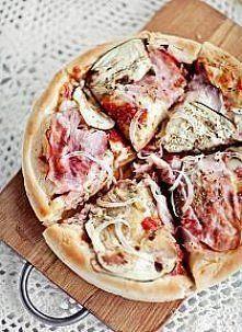 Zobacz zdjęcie Puszyste ciasto: 4 średniej grubości pizze o śr. 25 cm lub 4…