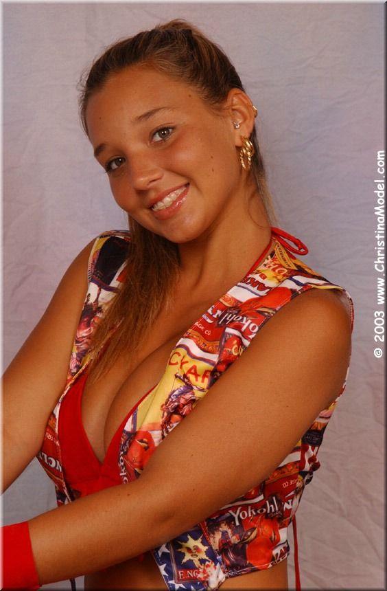 Christina Lucci ♥ | Christina model, Christina, Model