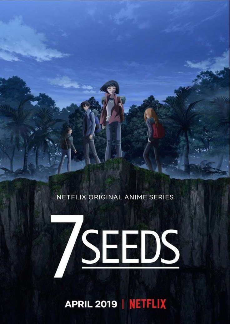 7Seeds is listed (or ranked) 2 on the list 15 New Anime