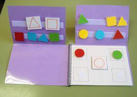 Recientemente he elaborado este libro para favorecer el aprendizaje de las formas geométricas básicas.   Es un material que permite trab...