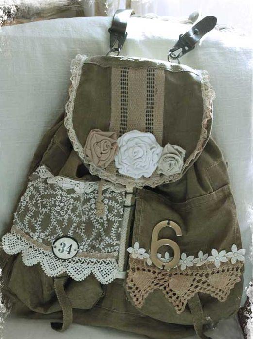 Как сшить рюкзак своими руками :: Мода & Стиль :: Fashion Stylist