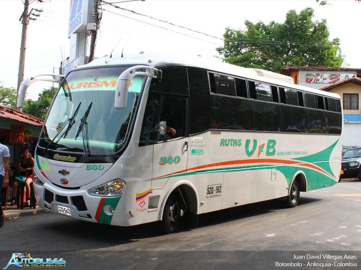 Rutas Verde & Blanco 340