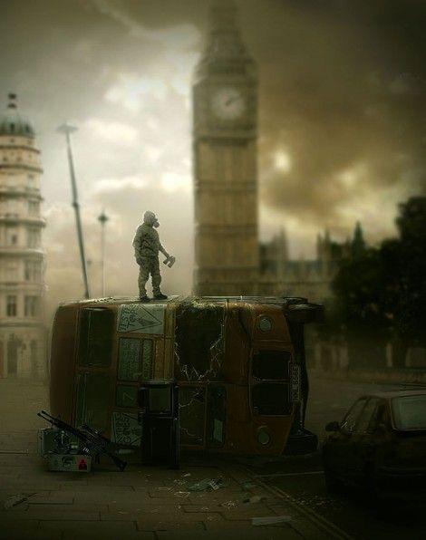 big ben post apocalyptic