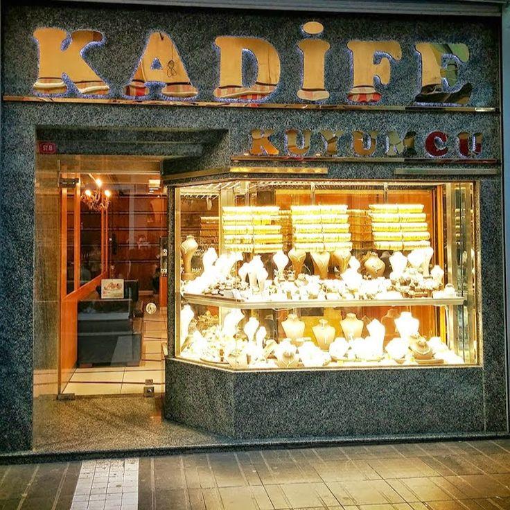 Kadife Kuyumculuk - Jewellery Kunduracılar Caddesi N0:57/B Trabzon Whatsapp : +90(533) 953 1967 ☎️TEL: +90(462)3219349