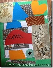 Get your kids interested in writing by creating Secret Journals, using a collage method.