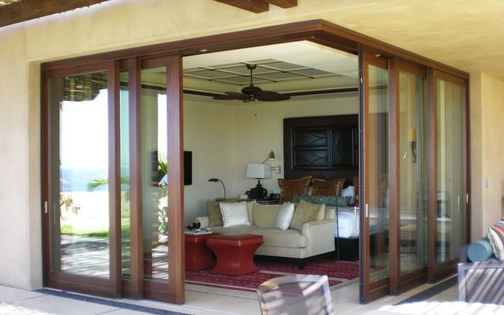 Insulating glass comes standard to maximize comfort in any room during any season.