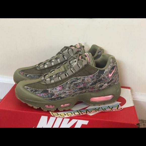 Nike Air max 95 Floral Camo womens