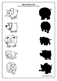 Animals Worksheets,Teacher Resource Worksheets,School Worksheets