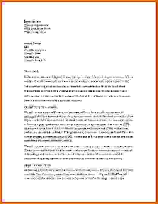 The 25+ best Business proposal sample ideas on Pinterest Sample - proposal letters