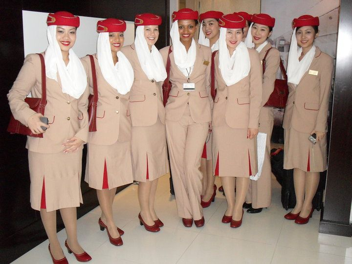 17 Best images about Beauty and Elegance ... Emirates Cabin Crew ...